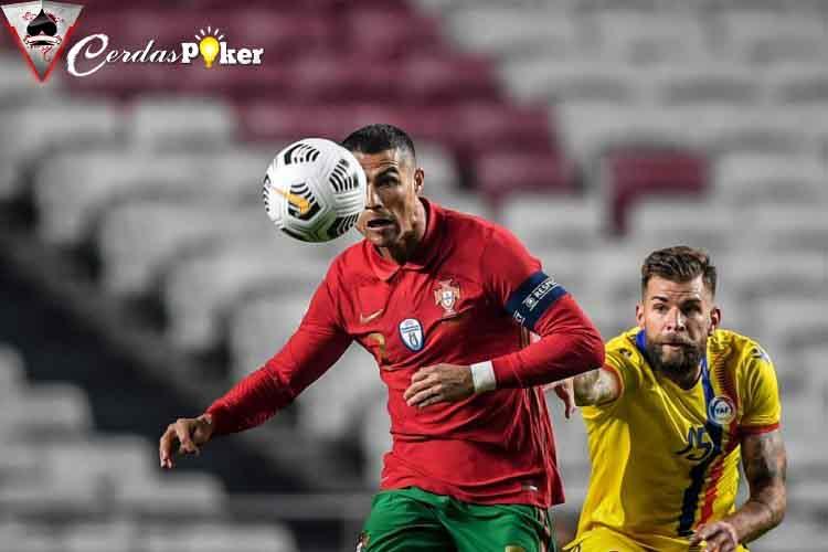 Cristiano Ronaldo Cetak Gol, Portugal Bantai Andorra 7-0