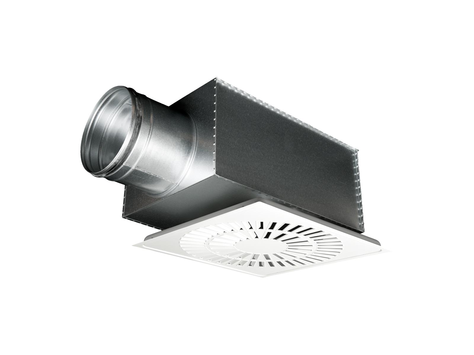 Диффузор потолочный квадратный VIREO