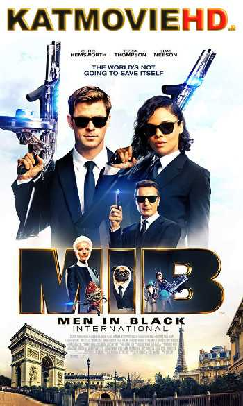 Men in Black: International (2019) Hindi 720p 480p HD Dual Audio [हिंदी – English] DVDRip Full Movie