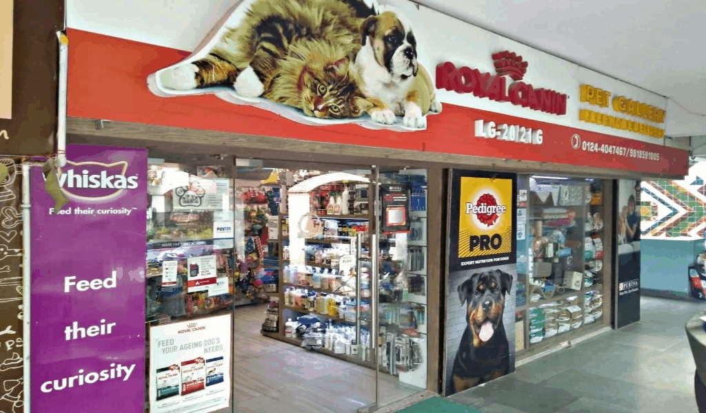 Animal Pet Outlet Store Information