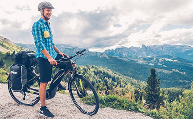 Rent an Electric Bike and Find Comfort in the Heart of Red Rock Canyon