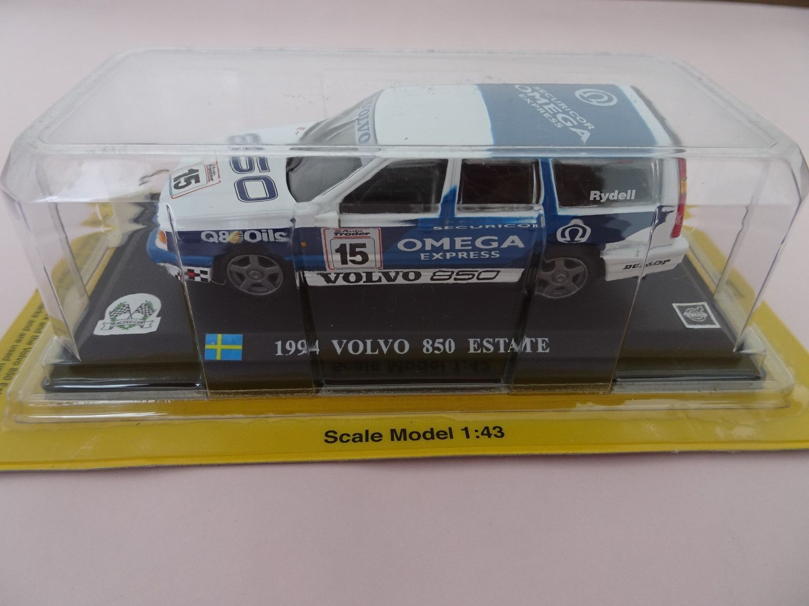 P: Volvo 850 Estate 1994 BTCC - model 1:43