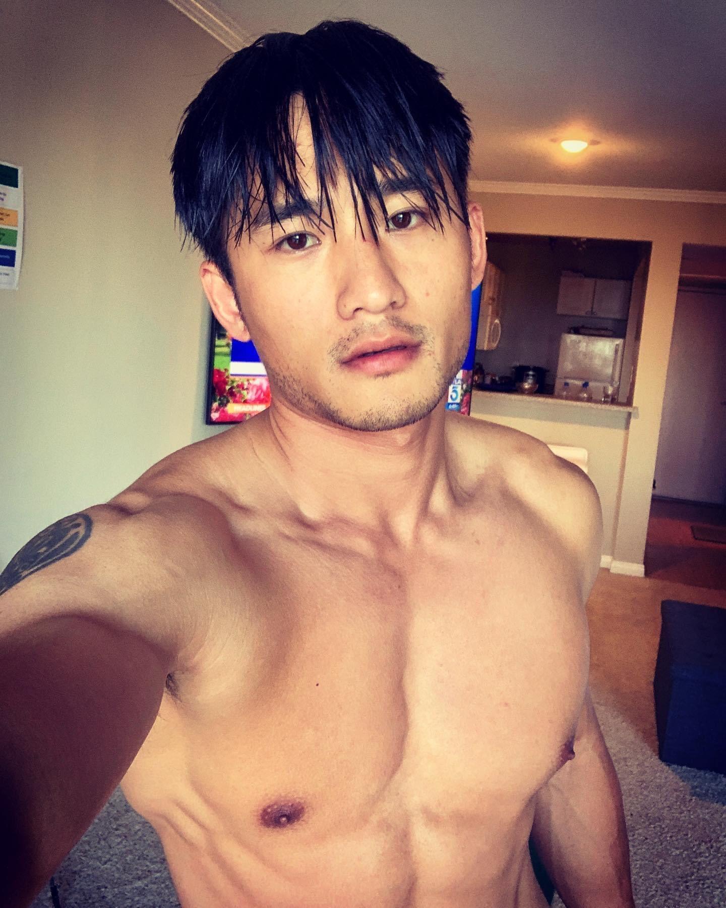 Duy Phương 'Hotboy phòng gym' ngày nào