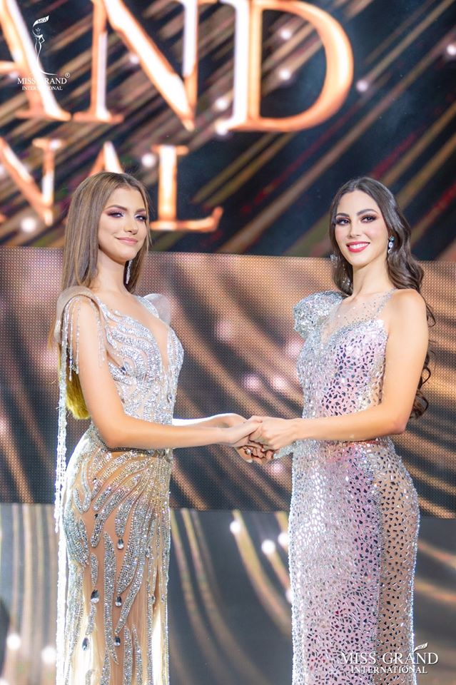 Official Thread of MISS GRAND INTERNATIONAL 2019 - Lourdes Valentina Figuera - VENEZUELA - Page 2 2