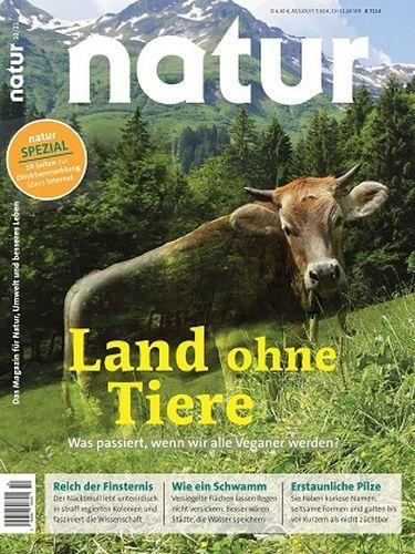Natur Magazin für Natur Umwelt und besseres Leben No 10 Oktober 2021