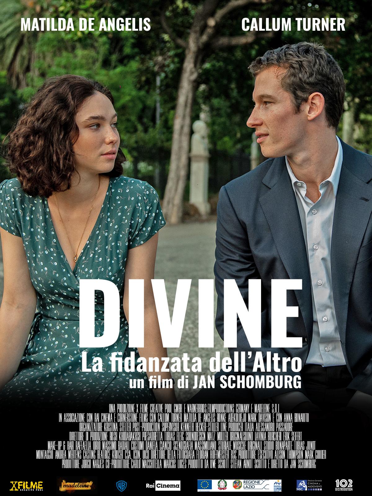 Divine – La fidanzata dell'Altro: trailer, cast e trama del film con Matilda De Angelis
