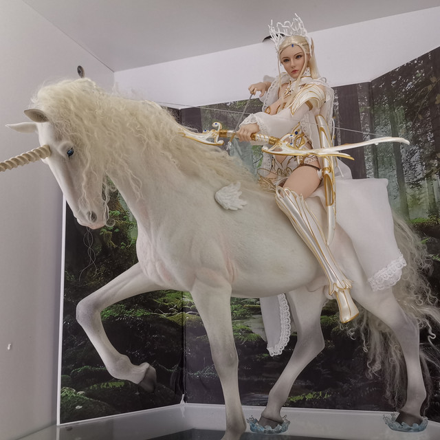 Emma - NEW PRODUCT: [LXF-1904B] Elf Queen Emma Queen Version 1:6 Figure by Lucifer IMG-20200419-003232