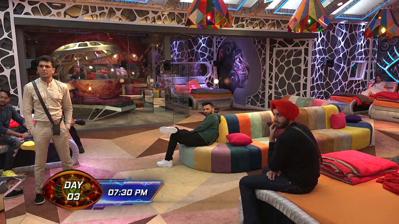 Bigg Boss Season 14 Episode 3 Screen Shot 2