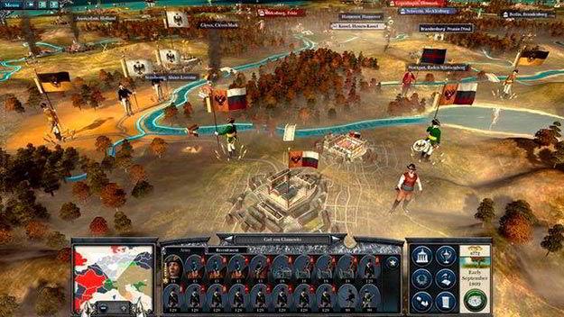 Скриншот Total War: NAPOLEON – Definitive Edition (2010) RePack от xatab скачать торрент бесплатно
