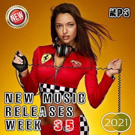 New Music Releases Week 35 (2021) MP3