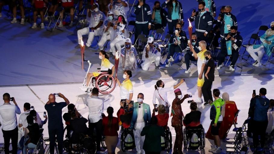 Đức Thánh cha chào thăm và cám ơn các vận động viên Paralympic