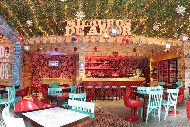 Restaurante Milagros Envigado Medellín