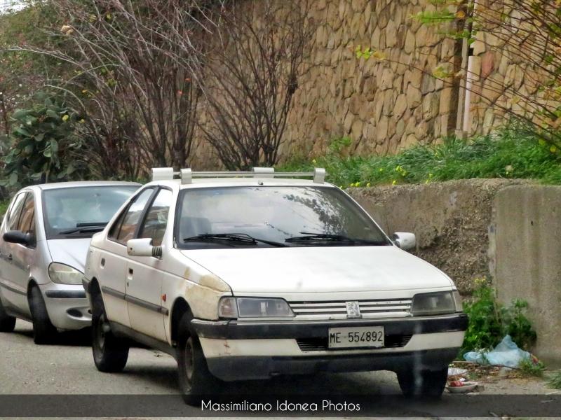 avvistamenti auto storiche - Pagina 3 Peugeot-405-1-4-68cv-91-ME554892-182-196-26-3-2019