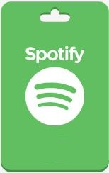 Spotify-Card