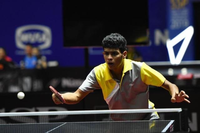 Supuna Warusawithana Climbs Back Up in Sri Lankan Table Tennis Rankings