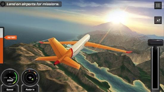 Flight Pilot Simulator 3D Free 6
