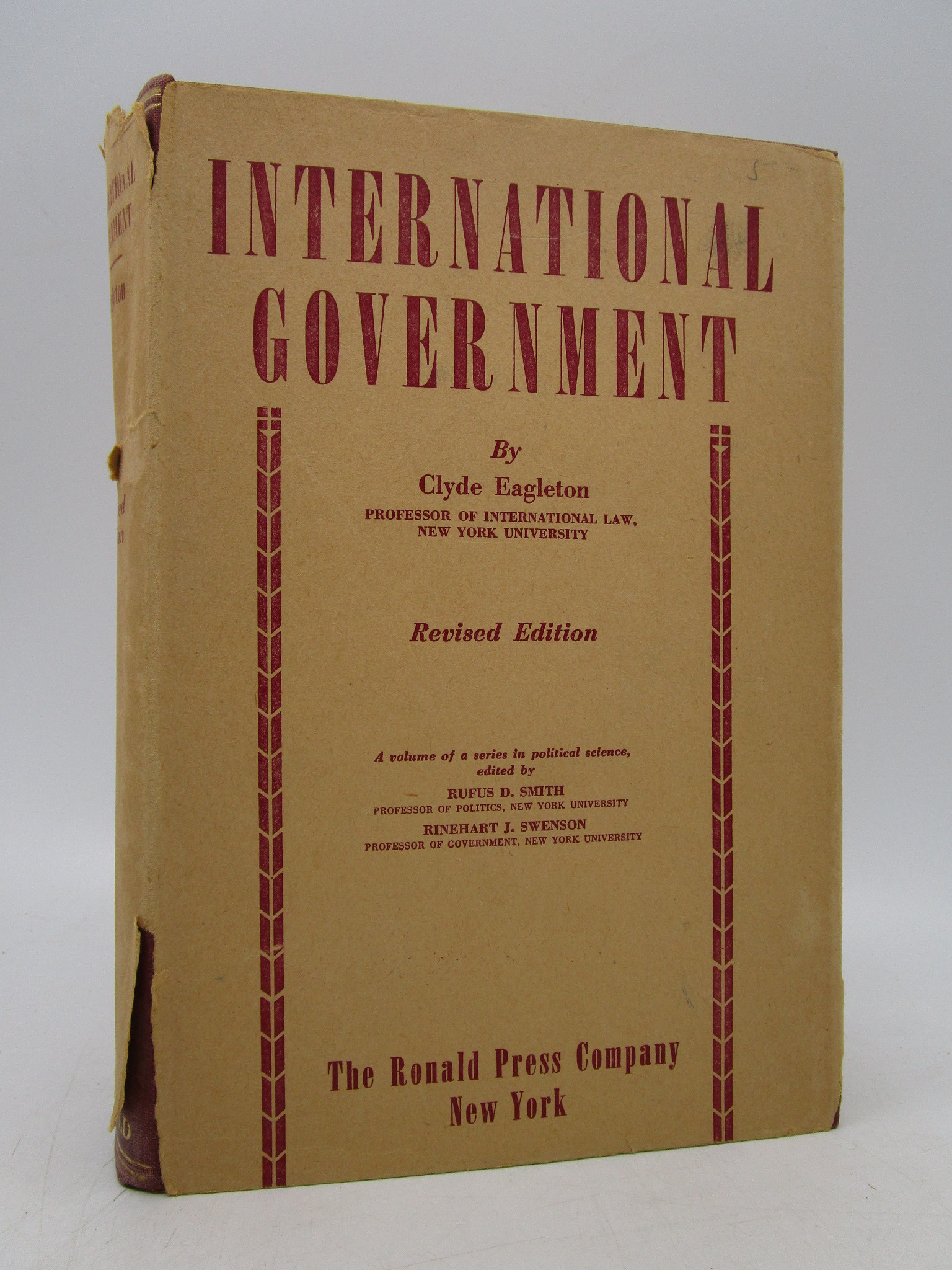 Image for International Government