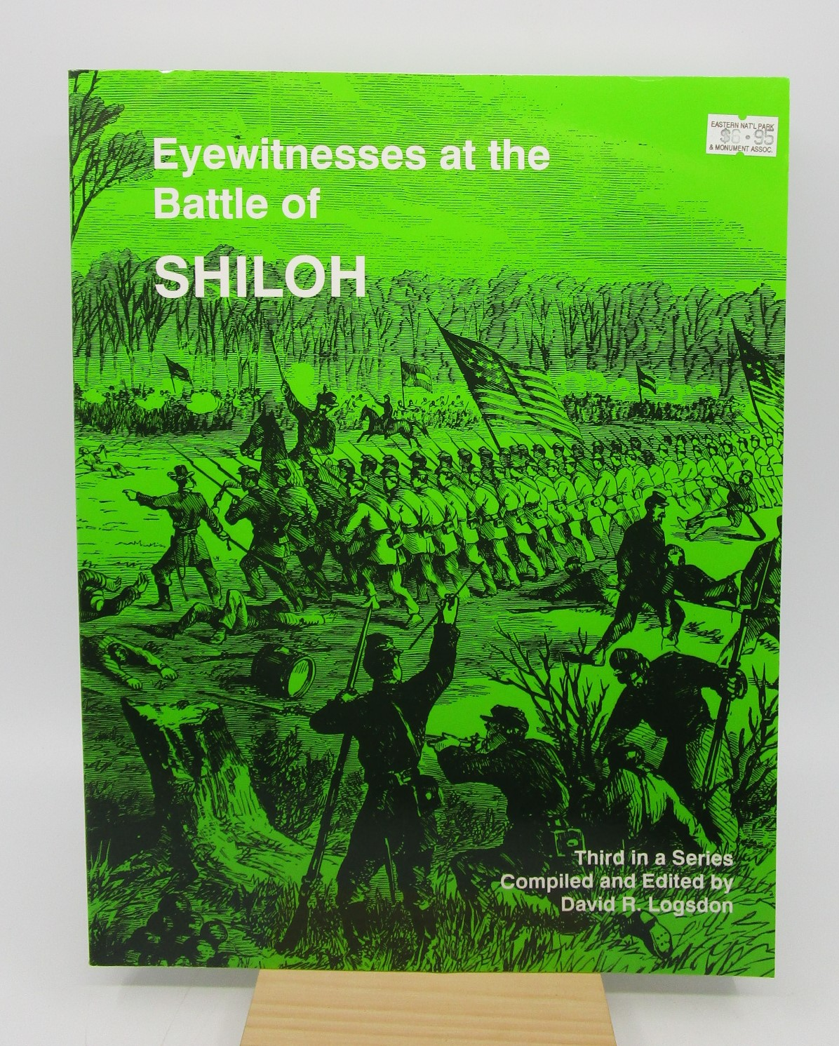 Image for Eyewitnesses at the Battle of Shiloh