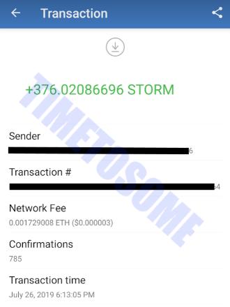 OPORTUNIDADE [Provado] Storm Play App - Criptomoedas Gratis - Android - Pagamento por Storm,Bitcoin,Ethereum (Actualizado em Julho de 2019) Storrm9