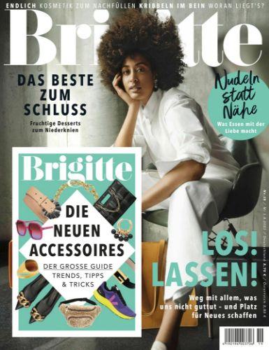 Cover: Brigitte Frauenmagazin No 19 vom 11  September 2021