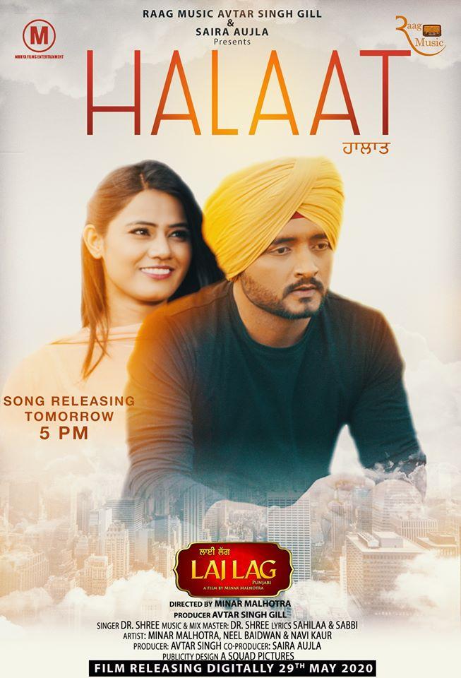 Lai Lag (2020) Punjabi 720p HDRip Esubs DL