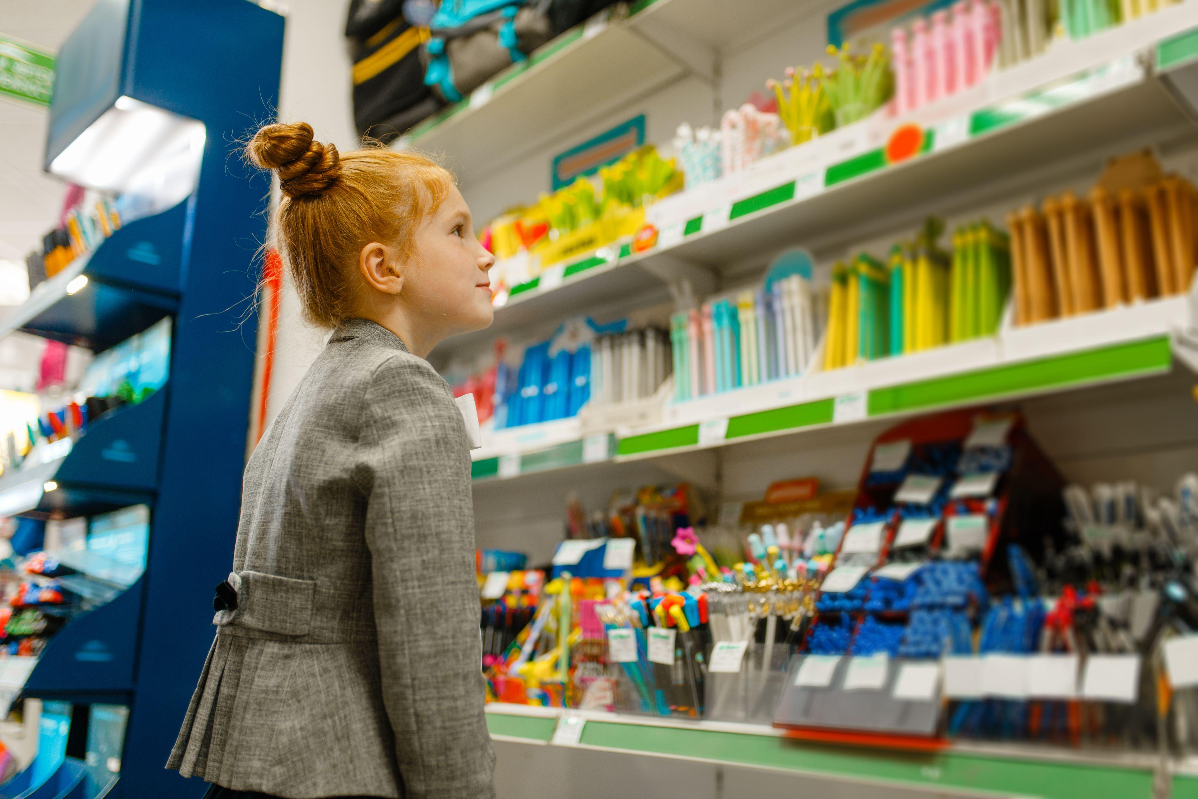 Scuola consigli per gli acquisti