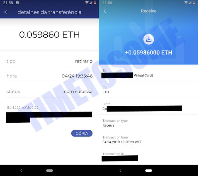 OPORTUNIDADE [Provado] ByteHuB - Nova carteira com Criptomoedas Gratis - Android - (Actualizado em Julho de 2019) Bytehublaspay