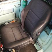 Seat Belt Installation Complete