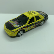 Ford crown victoria race