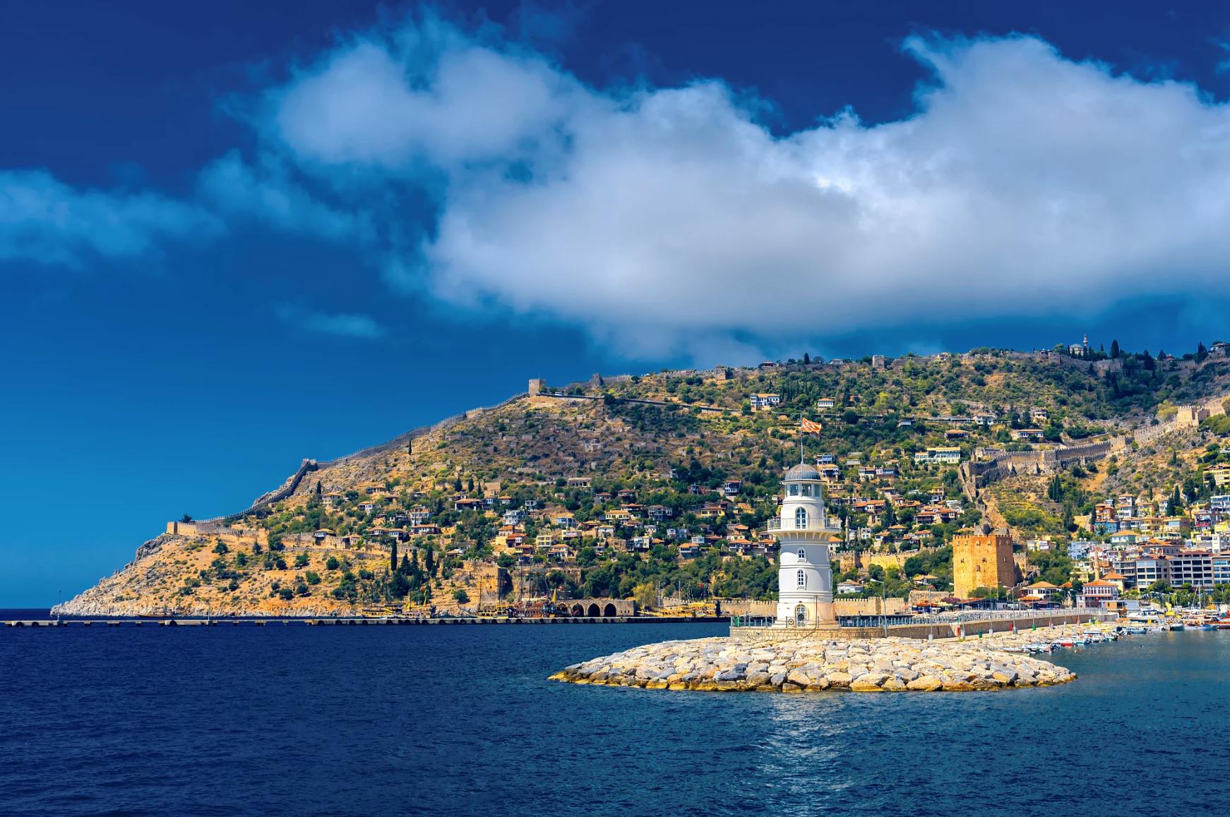 افضل الاماكن السياحية في انطاليا