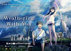 Weathering With You (2019) 480p + 720p + 1080p + 2160p BluRay x265 10bit HEVC [Japanese DD5.1] ESub 308MB – 7.29GB Download | Watch Online