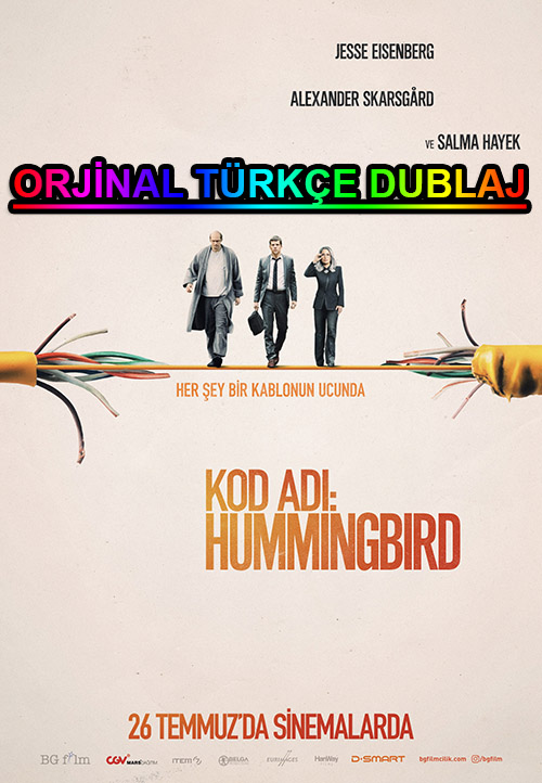 Kod Adı: Hummingbird | The Hummingbird Project | 2019 | BDRip | XviD | Türkçe Dublaj | m720p - m1080p | BluRay | Dual | TR-EN | Tek Link