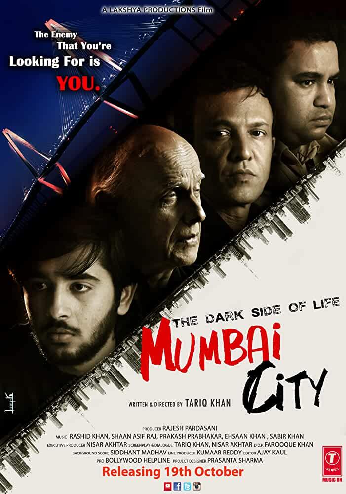 The Dark Side of Life Mumbai City (2018) 720p Hindi HDRip ESubs DL