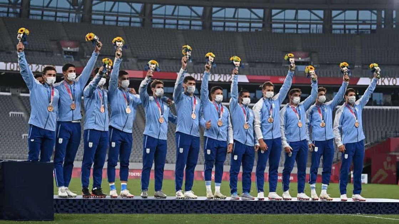 Juegos Olímpicos de Tokio: así queda el medallero argentino