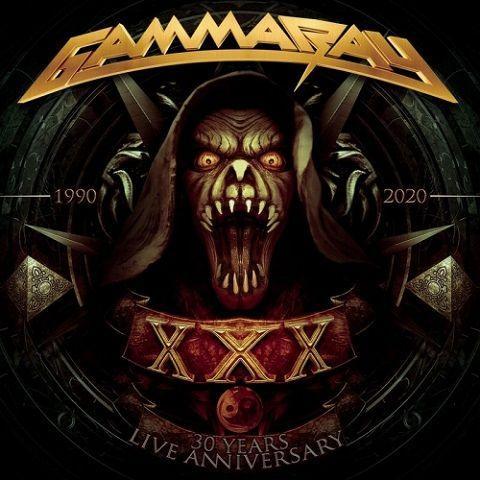Gamma Ray - 30 Years Live Anniversary (2021)