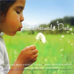 Compilations incluant des chansons de Libera Dreamed-A-Dream-300