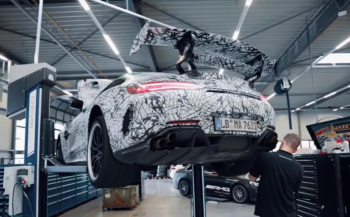 2014 Mercedes-AMG GT 15
