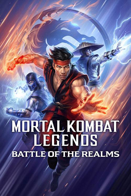 Mortal Kombat Legends: Battle of the Realms | 2021 | m720p - m1080p | BluRay | Türkçe Altyazılı | Tek Link