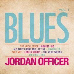 Jordan Officer - Blues Vol.1 (2020)