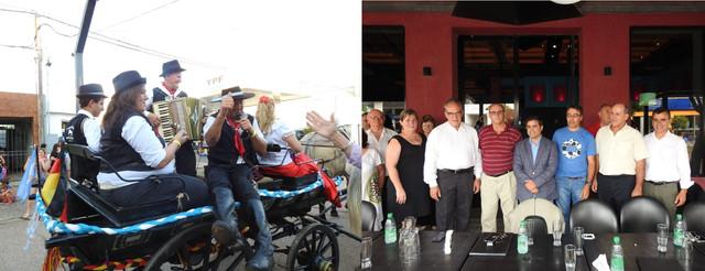 Locales: Exitosa edici�n de la fiesta del Inmigrante Alem�n