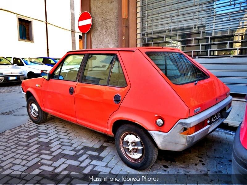avvistamenti auto storiche - Pagina 2 Fiat-Ritmo-60-CL-1-1-18-AGOSTO-78-CT455076-3
