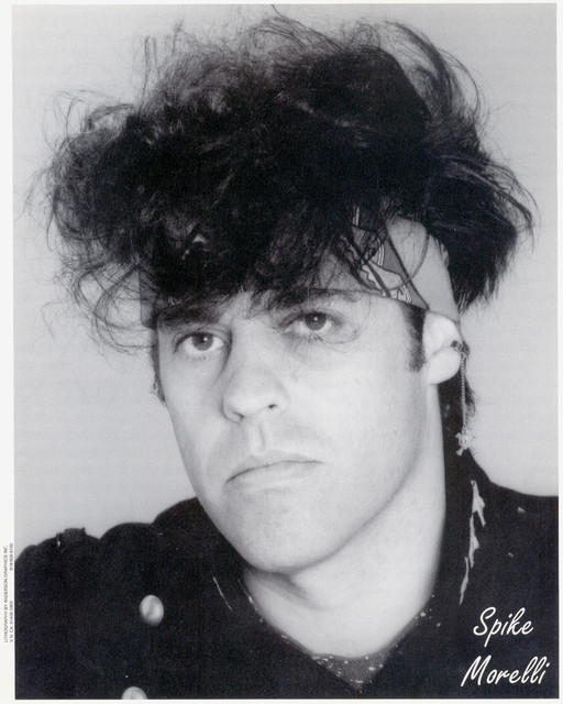 [Image: Spike-single-band-headshot-promo.jpg]