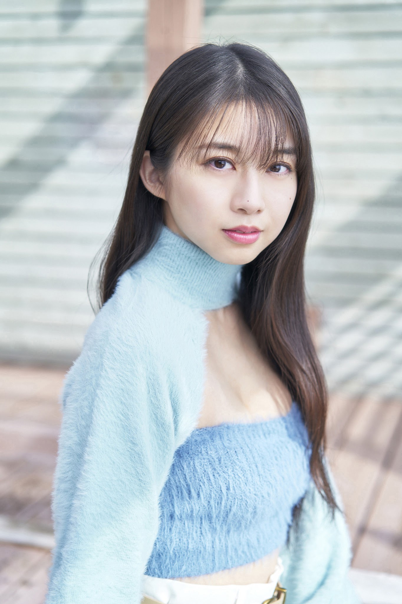 [Yanmaga Web] 牧野真莉愛・ヤンマガアザーっす!005