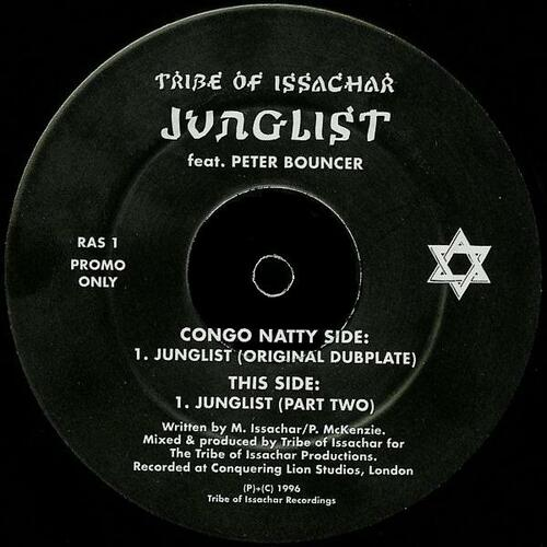 Tribe Of Issachar feat. Peter Bouncer - Junglist 1996