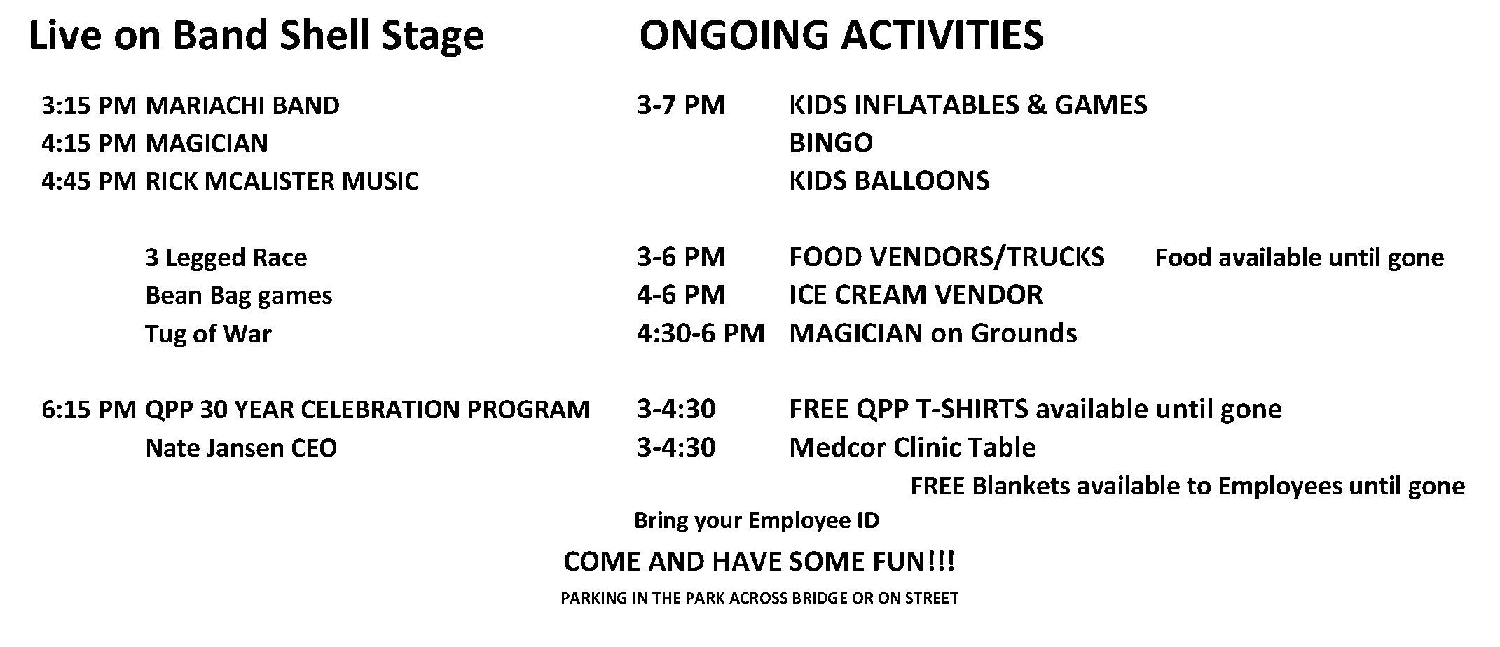 2019-30-YEAR-PICNIC-Program