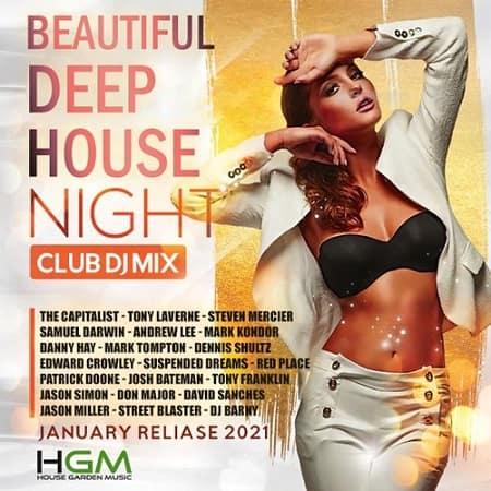 Beautiful Deep House: Night Club DJ Mix (2021) MP3