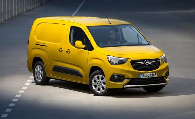 Electrique et pratique : le nouveau fourgon compact Opel Combo-e Cargo Cargo 02-Opel-Combo-e-Cargo-514049