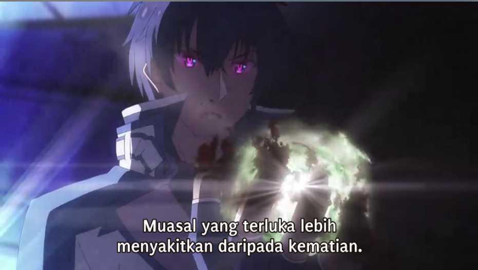 Maou Gakuin no Futekigousha Episode 11 Subtitle Indonesia