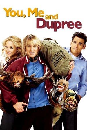 მე, შენ და დიუპრე YOU, ME AND DUPREE