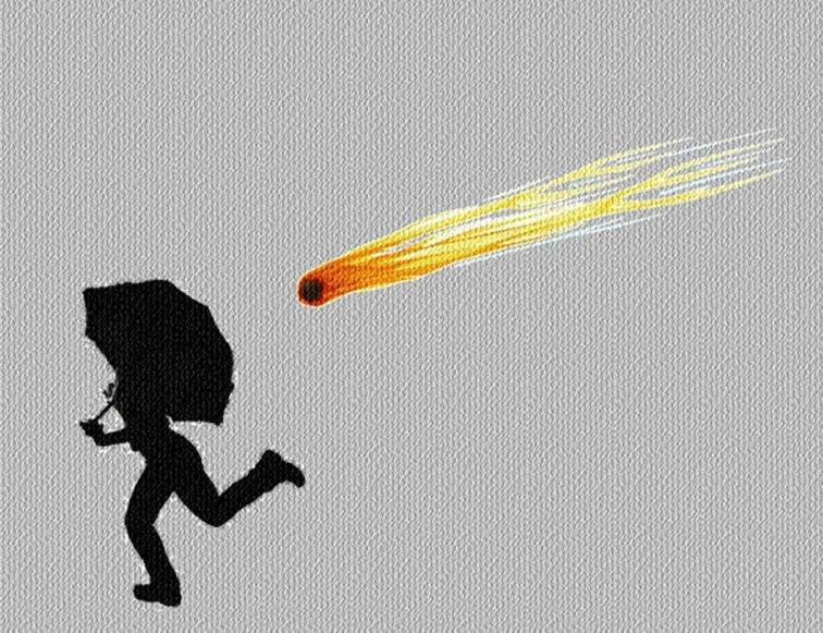 Investigan si hombre en la India fue muerto por el impacto de un meteorito
